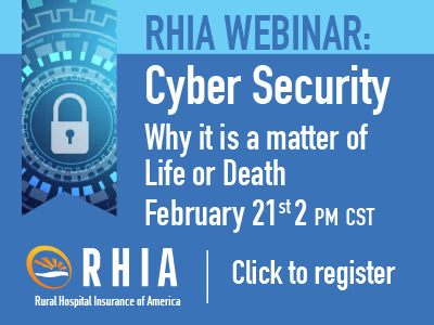 RHIA Cyber Security Webinar